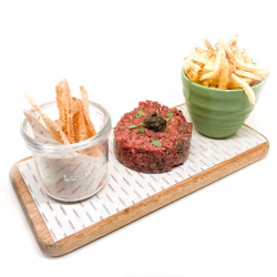 STEAK TARTAR TRUFAT