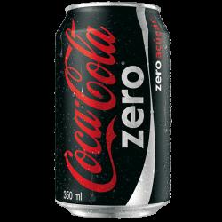 Lata Coca Cola...